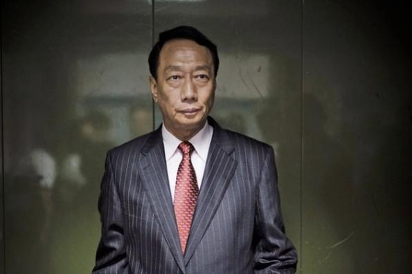 Foxconn boss retiring, could run for President