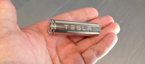 Tesla turns to Germany for battery automation