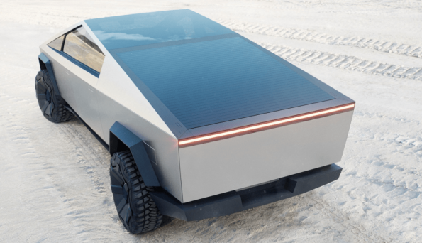 The solar panel to power Tesla's new Cybertruck is just one more indicator that the tipping point for solar car technology has arrived, says market researcher IDTechEx