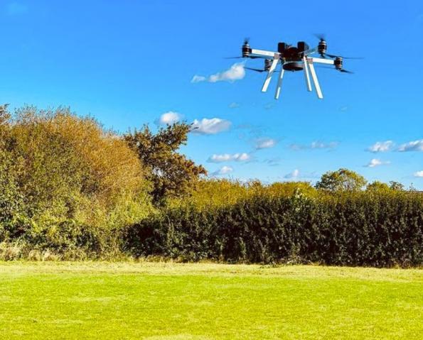 UK drone developer bought