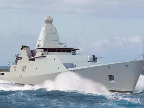 Accord Thales Atos pour l'échange d'informations tactiques des forces navales de l'OTAN.