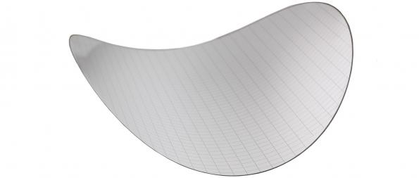 A thin wafer for power IGBT devices