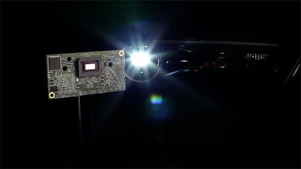 TI brings DLP technology to automotive headlight systems