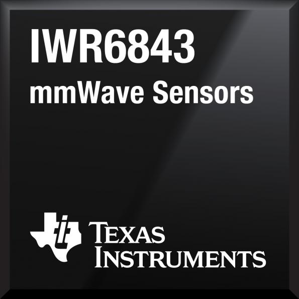 Highest-resolution single-chip mmWave sensors enable intelligent autonomy