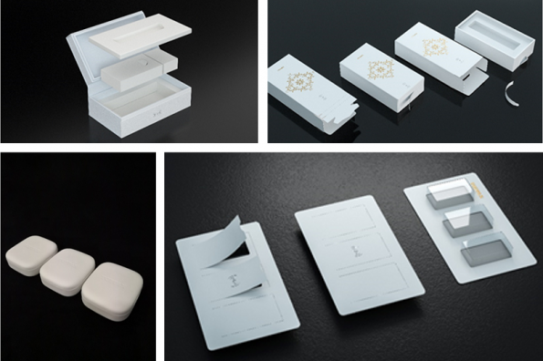 NFC tags integrated into paper packaging
