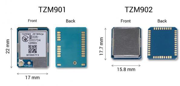 Zeta IoT module adds over the air updates