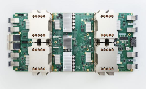 Google's second TPU processor comes out