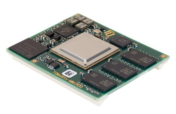 TQ-Embedded has launched two modules which are based on NXP's new i.MX8 X Arm Cortex-A35 architecture that will officially be launched on May 14th.