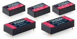 High-isolation 20W DC-DC converter family has 1000 VACrms working voltage