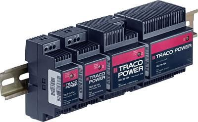 Conrad Electronics is stocking TBLC series of DIN rail AC-DC power supplies from Traco Power for use in building automation and industrial applications.