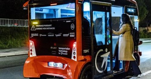 De nouveaux services de mobilité autonome, électrique et partagée sur le territoire de Paris-Saclay
