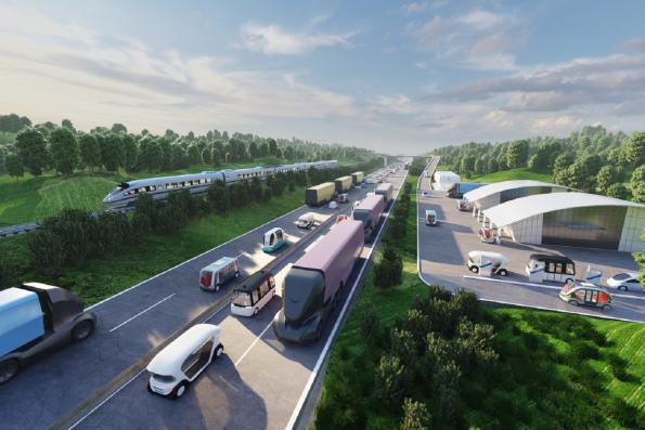 Innovate UK launches 2050 transport vision, calls for feedback
