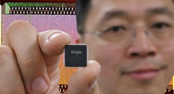 FPGA startup delivers first product