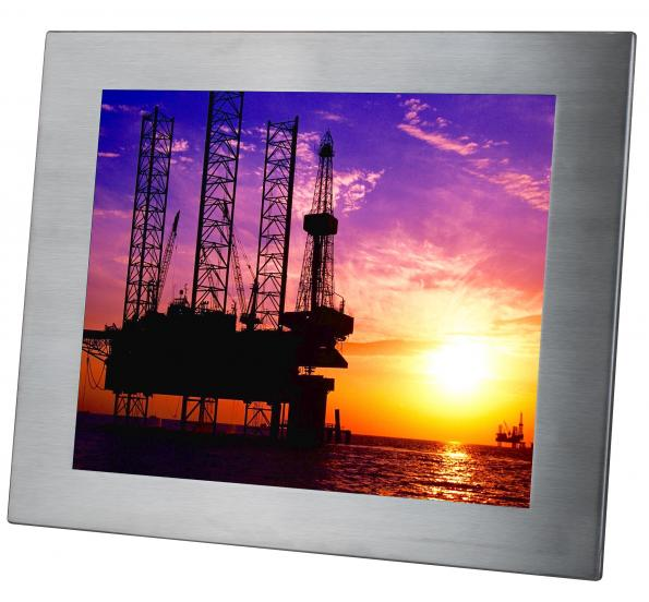 Industrial-grade LCD touchscreen for any environment