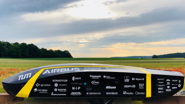 Students from the Technical University of Munich (TUM) have once again won the SpaceX Hyperloop Pod Competition for pod prototypes, using over 420 power chips and sensors from Infineon Technologies.