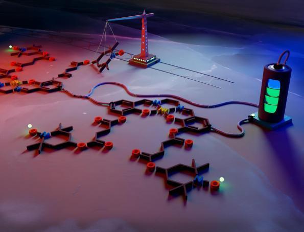Les chercheurs de l'université de Saint Pétersbourg développent une batterie à charge rapide et sûre en termes de risques d'incendie et à impact environnemental réduit.