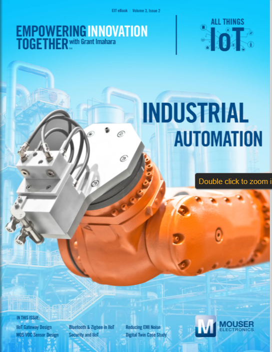 IoT E-Book looks at opportunities and obstacles for IIoT