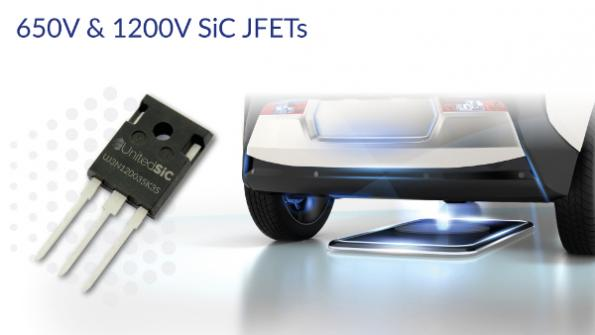 Third generation SiC JFET adds 1200 V and 650 V options