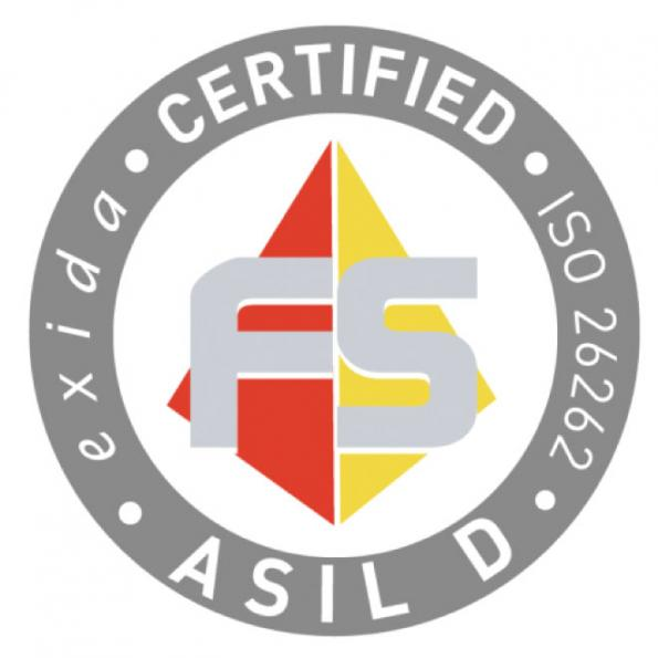 MICROSAR Safe from Vector has been successfully recertified by exida to ISO 26262 up to ASIL D in a certificate dated April 23, 2020.