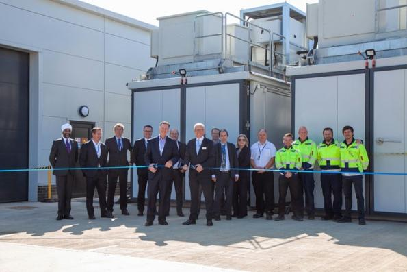 UK's largest battery test lab opened