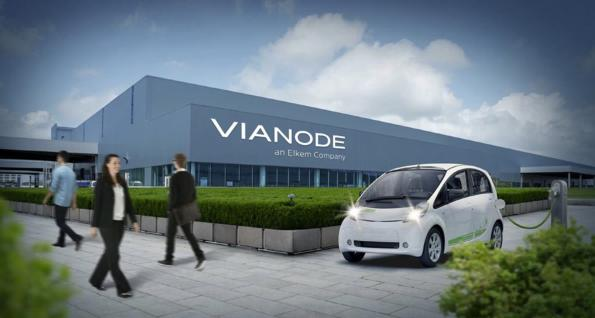 Silicon anode battery deal in Norway