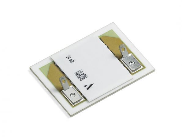 Brake resistor is designed for high energy pulses