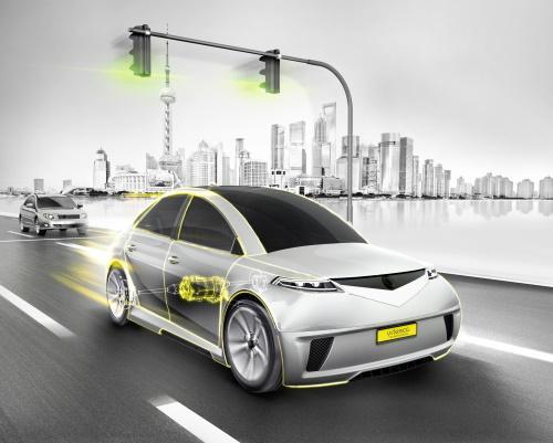 L'e-208 de Peugeot et la Corsa-e d'Opel sont équipée du système de transmission de Vitesco