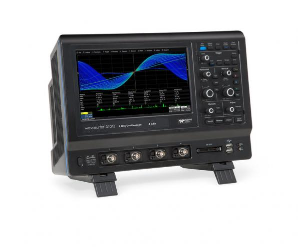 Re-designed oscilloscope adds power analysis tools
