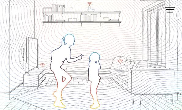 Wi-Fi imaging tech accurately tracks people, pets, and objects