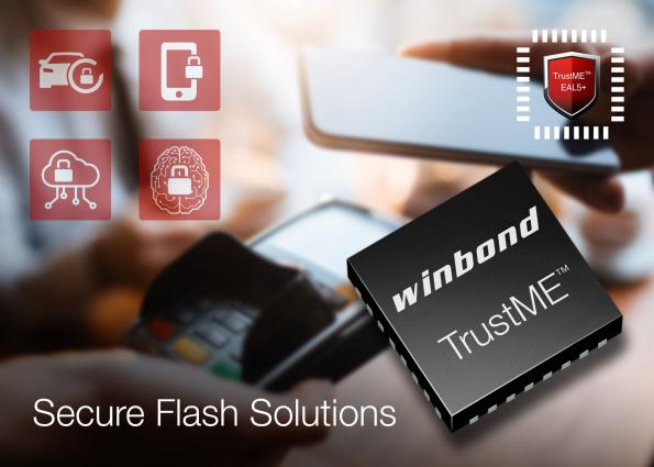 Karamba Security and Winbond will collaberate to enhance embedded software security in automotive and other connected industries.