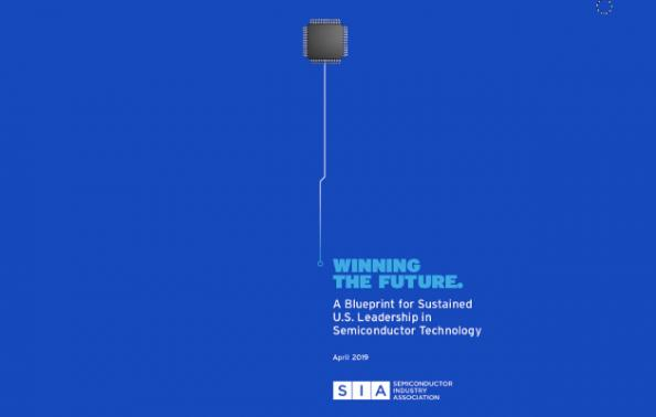 SIA blueprint for keeping U.S. leader in chip technology
