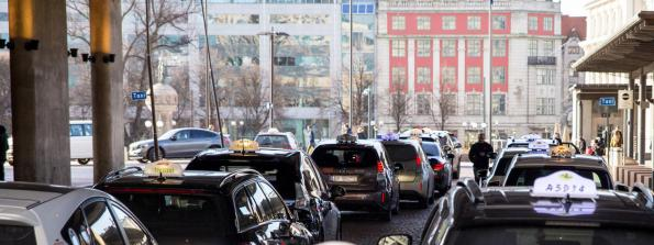 Wireless fast charging first for taxis in Oslo