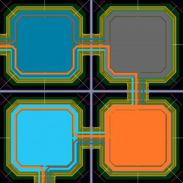 Process boost for photodiodes