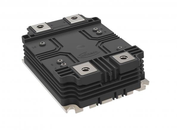 3.3 kV power module enables compact, scalable inverters