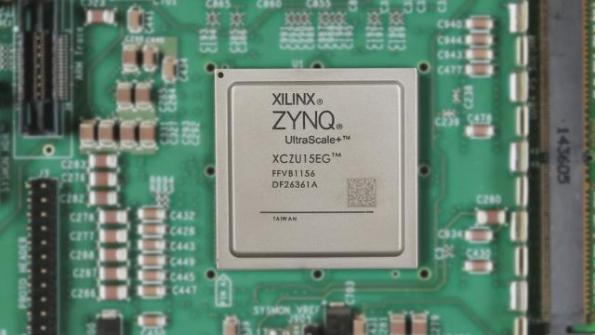 Xilinx Zynq Ultrascale+ products assessed to SIL 3