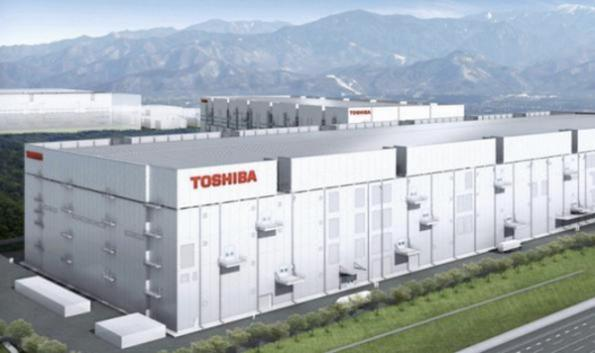 Toshiba goes it alone on 3D NAND investment