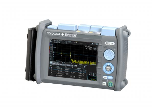 Fully featured OTDR for the rapid testing of PON access networks and FTTA