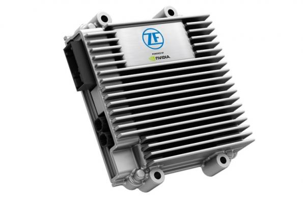 Xilinx chosen to power the ZF ProAI automotive control unit