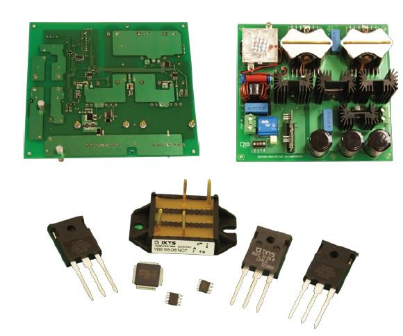 Z8 micro drives two phase 1kW Power Factor Correction reference design