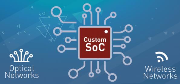 Comment les utilisateurs tirent parti de SOC personnalisés pour les réseaux optiques et sans fil