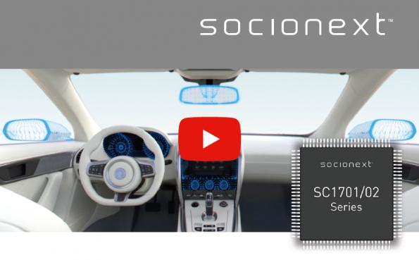 L'avenir sera plus sûr grâce aux contrôleurs d'affichage « intelligents » pour les écrans d'automobiles décentralisés