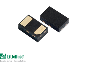 SP11xx Series Diode Arrays provides Faster ESD response time