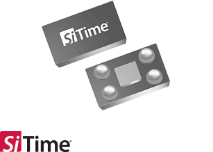 SiTime µPower Ultra-Small Low-Frequency Oscillators