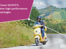 Power MOSFETs for improved robustness and superior thermal performance