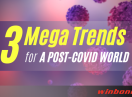 Three mega-trends for a post-Covid world, and how they affect users of memory technology