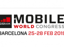 MWC Barcelona, Feb 25 to 28, 2019