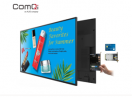ComQi, AUO and Intel team up on smart digital signage