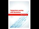 Temperature sensing with thermistors